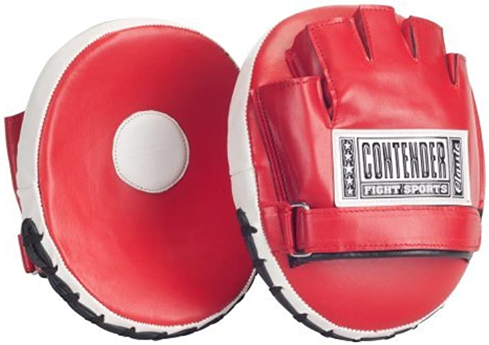 Contender Fight Sports Mini Mitts (rouge) by Contender Fight Sports