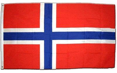 Flagge Norwegen - 60 x 90 cm