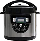 Okuncono 8-in-1 Multi Functional Pressure Cooker - Instant Slow Steam Cooker & Accessories