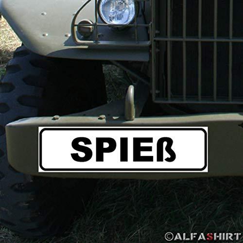 Magnetschild Spieß Kompanie Chef KP FW Feldwebel Mutter der BW Bundeswehr #A363