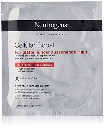 Neutrogena Cellular Boost Hydrogel Maske, (6 X 30 ml)
