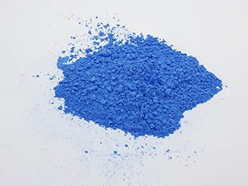 Pintura natural de lapislázuli pigmento de pintura azul natural en polvo auténtico 10 gramos