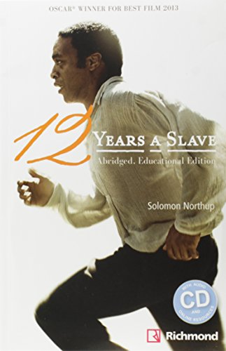 12 Years. A Slave