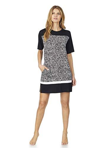 DKNY Shadow Play Sleepshirt, Länge 86cm Damen