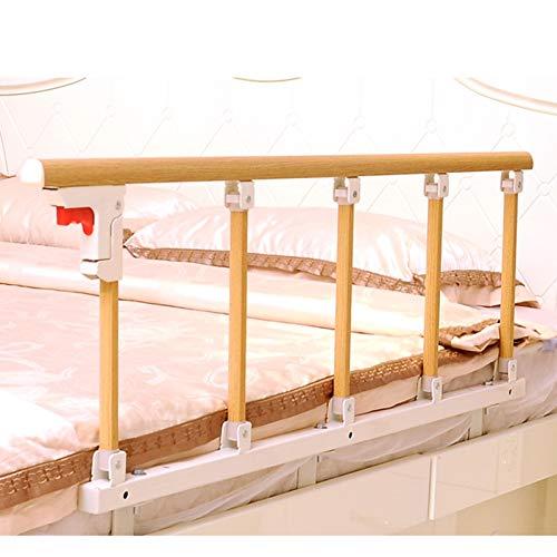 BETTKEN Barandilla Cama Adulto Barras Cama Plegable Portátil del Carril Lateral Seguridad Guardia For Los Adultos Mayores Dispositivos Asistencia Seguridad For Niños Discapacitados (Size : 120x40cm)