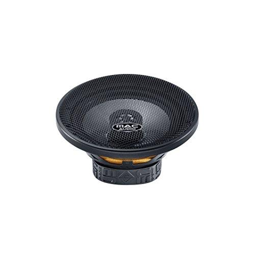 Mac Audio Power Star 16.2 - Altavoces de Coche, Color Negro