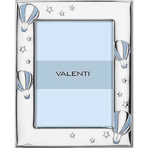Valenti Argenti Marco de plata medida 9 x 13 cm Casual cód. 73129 3LC