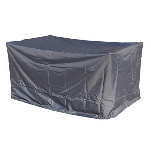 Love-pengbu Couvertures d'extérieur pour Meubles de Jardin - Table de Protection Anti-poussière et Housse de Protection imperméable et de Protection Solaire (Taille : 106 * 106 * 50cm)