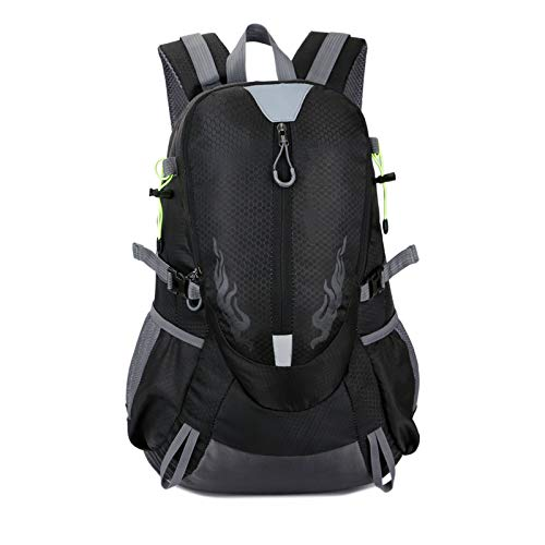 HUANGDANSEN Mochila para Correr Mochila de montañismo Impermeable Mochila |Mochila de Viaje para Bolsa de Deportes al Aire Libre 30L