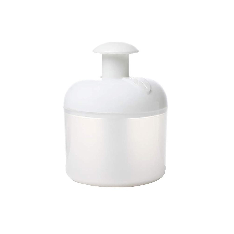 基準虹闘争Frcolor 洗顔泡立て器 マイクロバブルフォーマー 洗顔 シャンプー ボディソープ 泡立て (ホワイト)