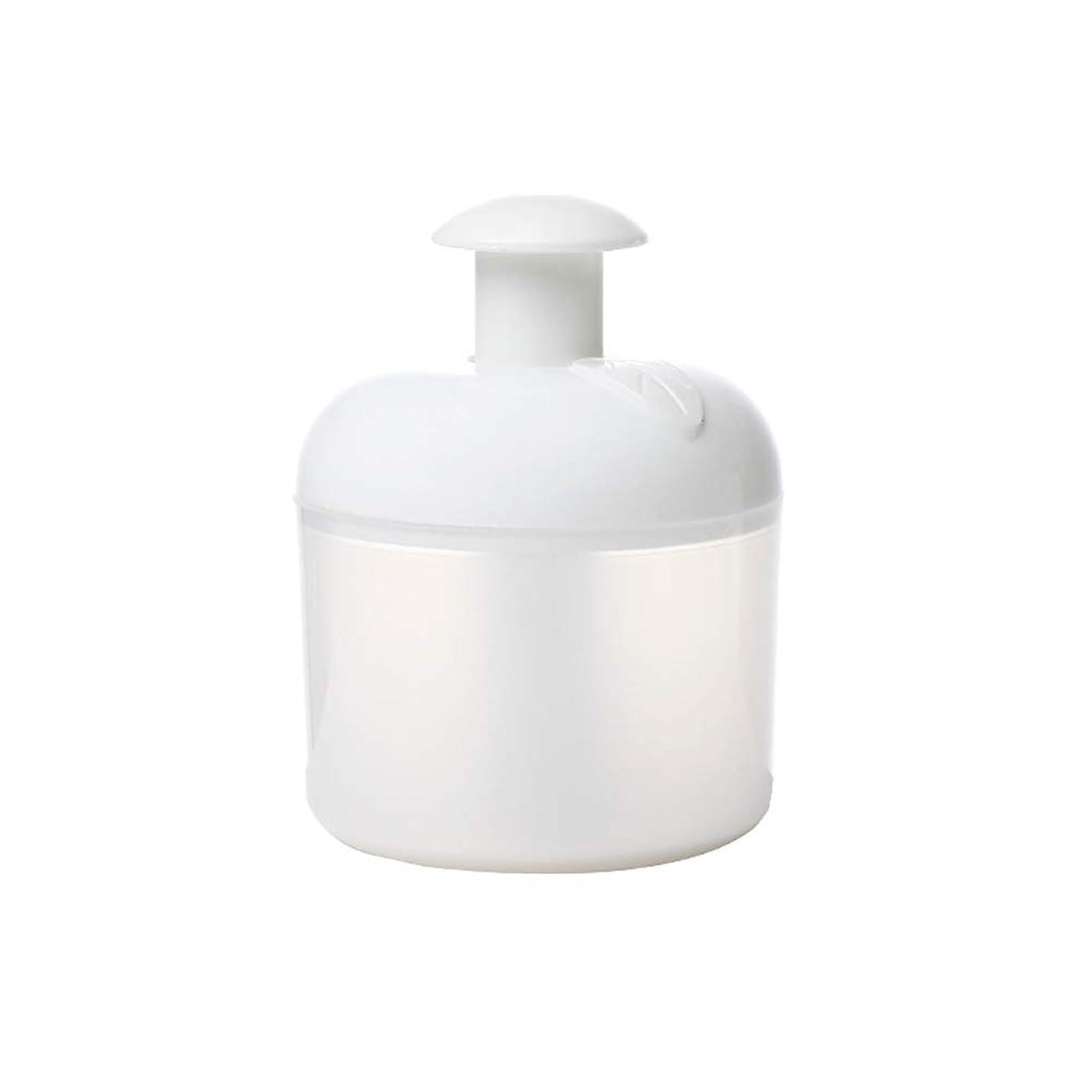 賞リビジョン教育者Lurrose 洗顔泡立て器フェイスクレンザーバブルメーカー用フェイスウォッシュスキンケアトラベル家庭用(ホワイト)