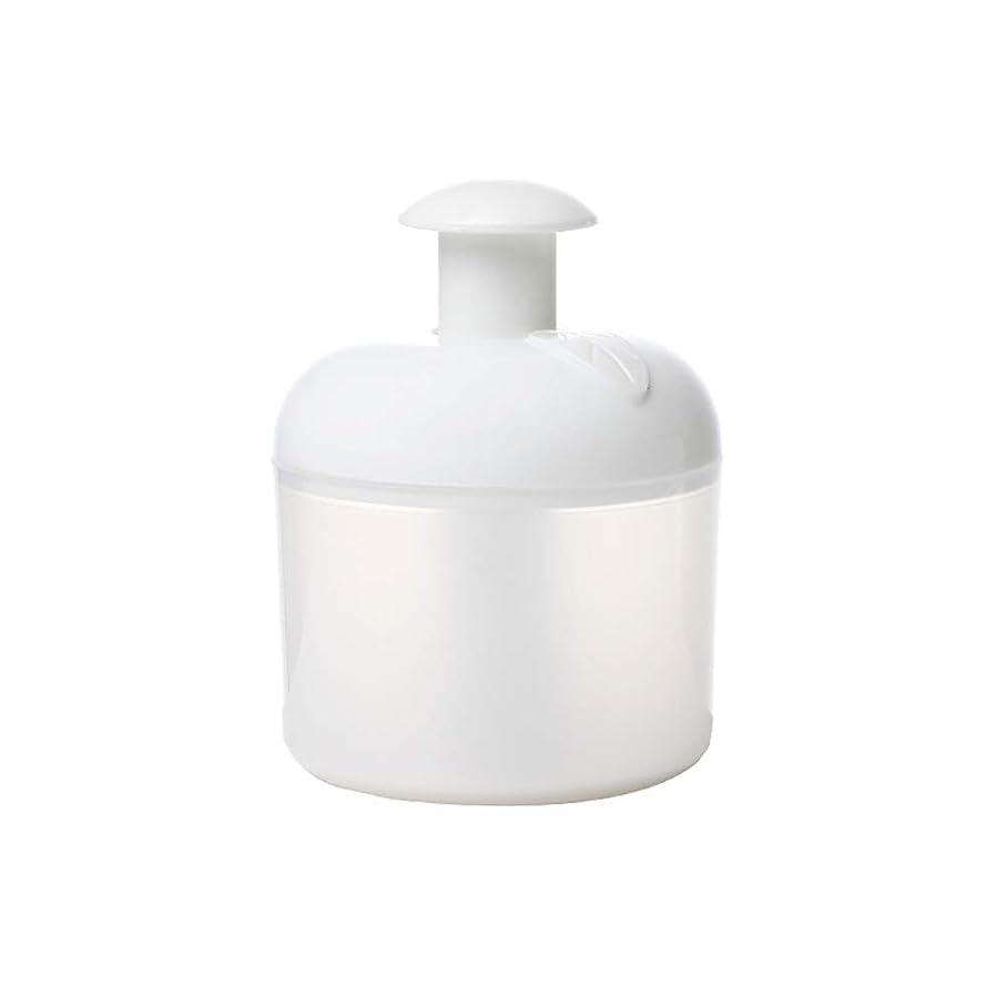 超えてお願いしますより平らなLurrose 洗顔泡立て器フェイスクレンザーバブルメーカー用フェイスウォッシュスキンケアトラベル家庭用(ホワイト)