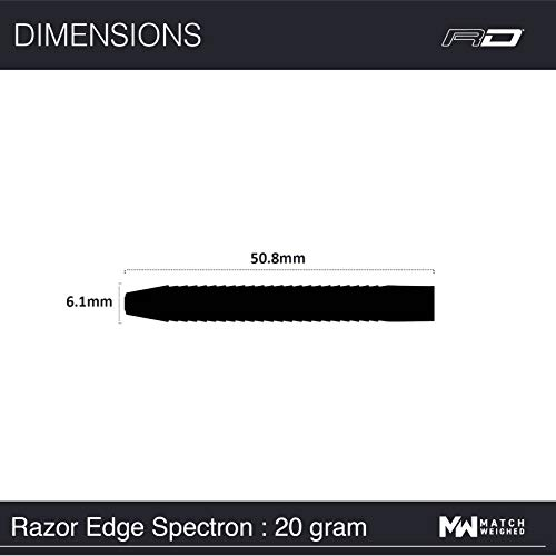Red Dragon Razor Edge Spectron - 6