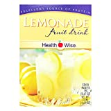 Healthwise - Lemonade Diet Fruit Drink | Healthy Protein Drink, Appetite Suppressant | High Protein, Fat Free, Low Carb, Low Calorie, Sugar Free (7/Box)