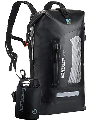 Our #4 Pick is the IDryBag Hiking Dry Bag