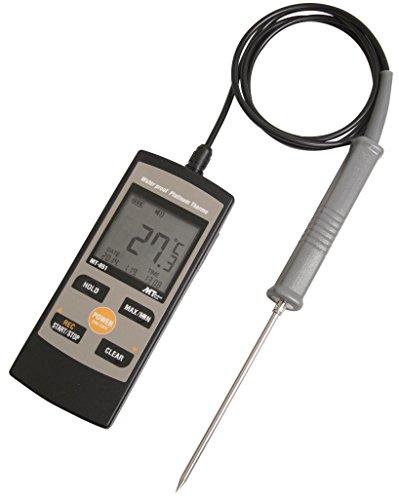 マザーツール 白金デジタル温度計 MT-851