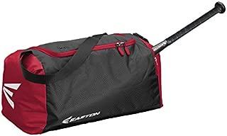 E100D MINI Bat & Equipment Duffle Bag   Baseball Softball   2019   1 Bat Sleeve with Flip Down Locking Zipper   Spacious Gear Compartment   Protective Coated Bottom   Adjustable Shoulder Strap