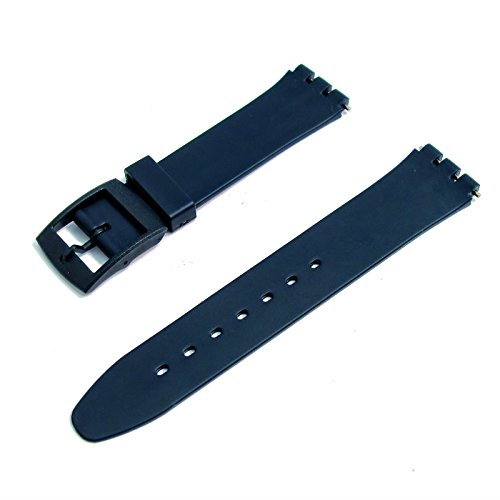 Cinturino per orologio da polso in resina Standard Swatch Orologio da 17...