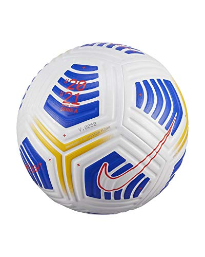 Nike PALLONE SERIE A 20202021 BIANCO CQ732100 Bianco UNICA