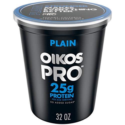 Oikos Pro Yogurt-Cultured Ultra-Filtered Milk, Plain, 32 oz.