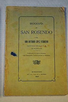 Biografía de San Rosendo