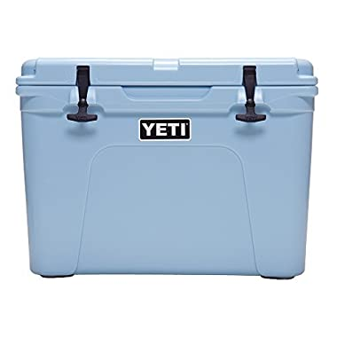 Yeti Tundra 50 Quart Cooler - Ice Blue