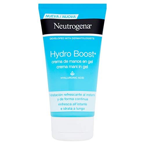 Neutrogena Hydro Boost Feuchtigkeitsgel für die Hände, für normale oder trockene Haut, 75ml