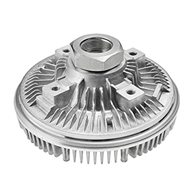 ADIGARAUTO 2841 Premium Engine Cooling Fan Clutch Compatible With 1996-2001 FORD EXPLORER 1997-2001 MERCURY MOUNTAINEER 2008-2010 HUMMER H3 H3T 2009-2012 CHEVROLET COLORADO 2009-2012 GMC CANYON