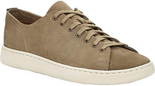 UGG Pismo Sneaker Low, Zapato para Hombre, Gris Pardo, 44 EU