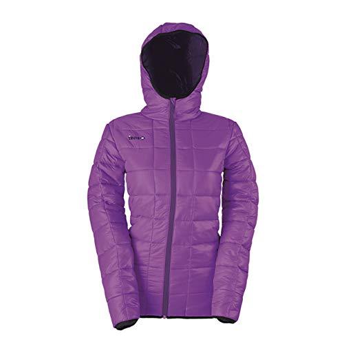 IZAS Beta Veste en Fibre ultralégère Femme, Violet/Violet Foncé, FR : S (Taille Fabricant : S)