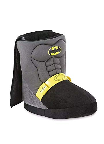 Favorite Characters DC Batman Boys Boot Slippers Toddler/Little Kid  - coolthings.us