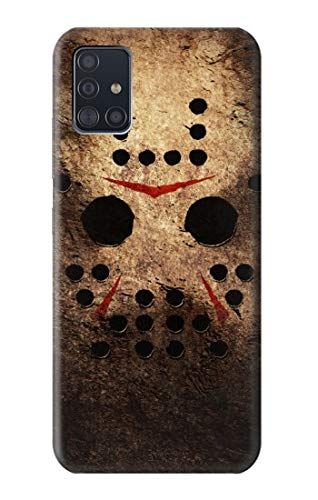 R2830 Horror Hockey Case Cover for Samsung Galaxy A51 5G [for A51 5G Version only. NOT for A51]