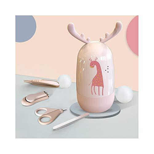 BOROK Juego de recortador de cortaúñas para niños Finger & Nail & Toe Kid's Edge & Slant Edge,Lima de uñas para niños en Toe Baby Nail Clipper para uñas de bebé encarnadas o Gruesas Set de manicura