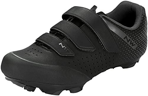 Northwave Origin 2 MTB Fahrrad Schuhe schwarz/grau 2021: Größe: 47