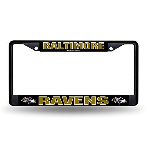 Rico Industries Baltimore Ravens Black Frame