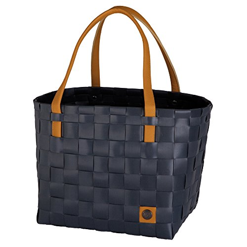 Handed by Color Block Shopper Tasche, Mehrfarbig...