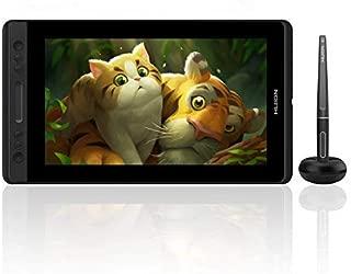 HUION Drawing Monitor KAMVAS Pro 13 Pen Tablet Display Tilt Battery-Free Stylus 8192 Pen Pressure 120% sRGB 13.3 inch GT-133