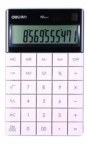 Weiß Taschenrechner Taschenrechner Mini Taschenrechner