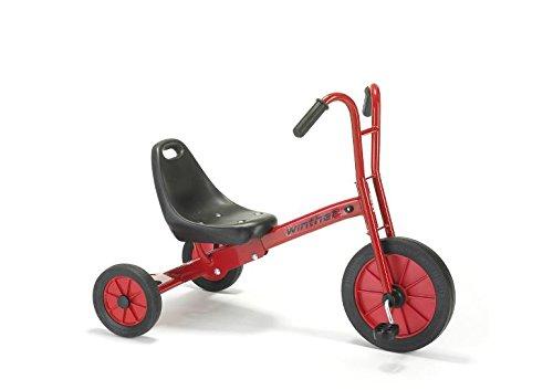 Winther Dreirad Maxi, Verstellbarer Sattel 5-12 Jahre