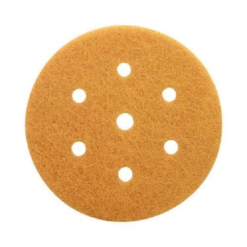 NORTON CLIPPER Beartex - Discos abrasivos (150 mm de diámetro, 10 unidades, grano: muy finos)