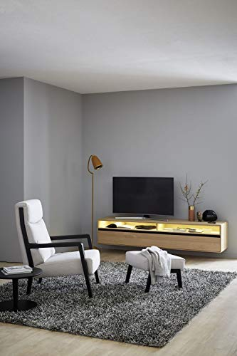 Astra mooi woontapijt New Feeling 70 x 140 cm antraciet.