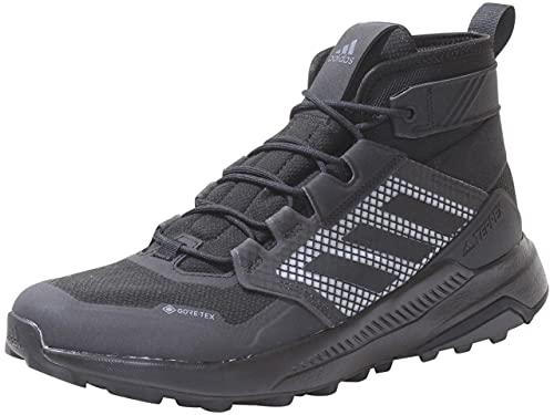 Adidas Men's Low-Top Trainers Sneaker, core Black/core Black/DGH Solid Grey, Numeric_9