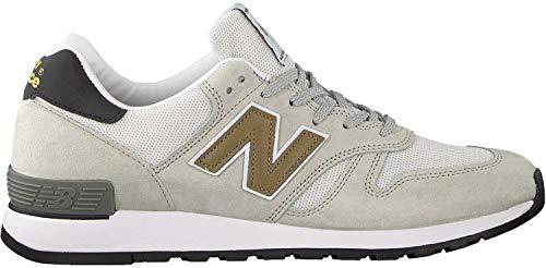 New Balance Sneaker Low M670 Weiss Herren - 45 EU