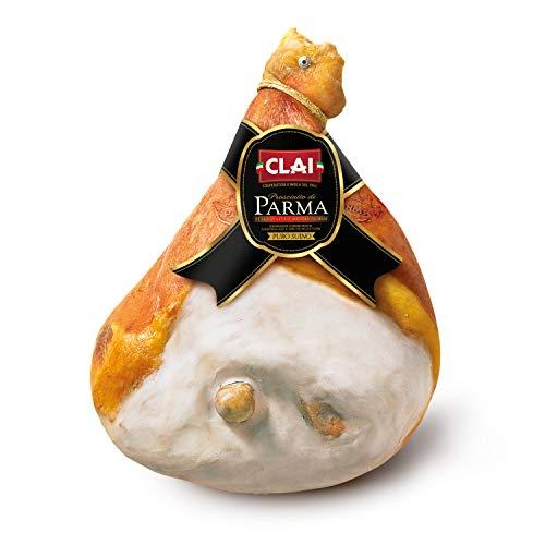 Prosciutto di Parma DOP con osso - 100% carne Italiana - CLAI