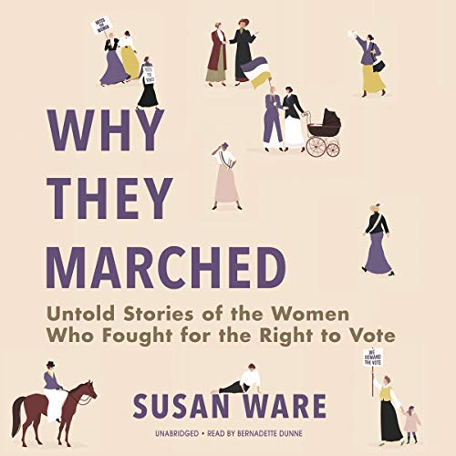 Why They Marched cover art
