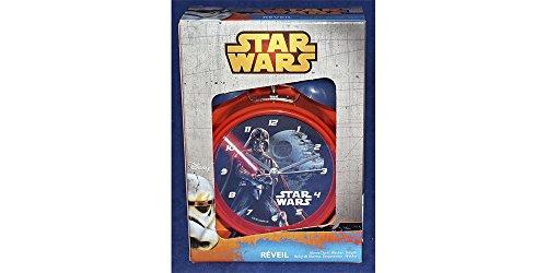 Disney - Star Wars Reveil Cloche Noir