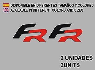 YEE PIN FR Emblema Seat metal insignia emblema adhesivo para Ibiza//Tarraco//Leon//Ateca//Arona Car Styling accesorios decorativos