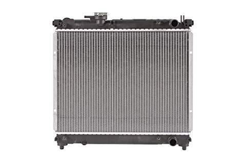 Radiador Coche modelo 93534