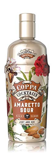 Coppa Cocktails Amaretto Sour Ready to Drink 14.9% - 70cl