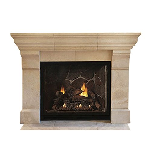 Lowest Prices! Empire Comfort Systems Tahoe DV 36 Clean Face IP Luxury Fireplace - NG